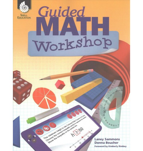 Guided Math Workshop (Paperback) (Laney Sammons & Donna Boucher) - image 1 of 1