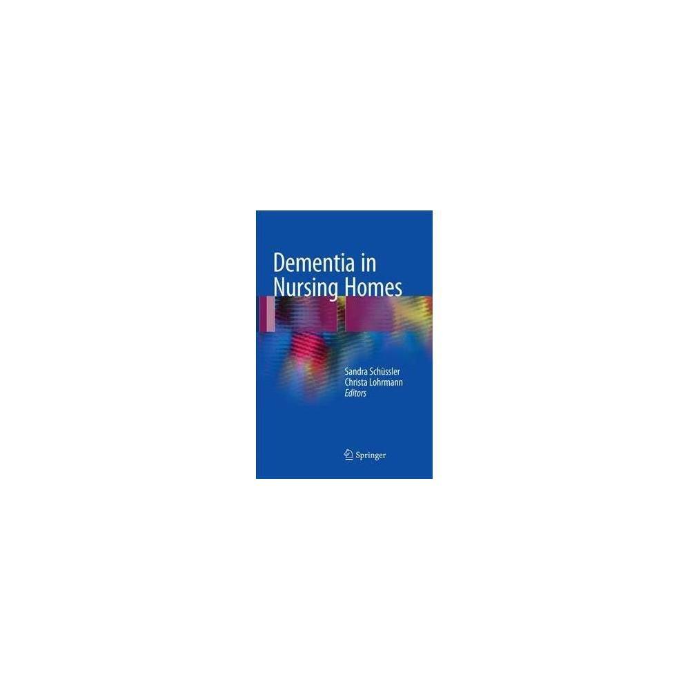 Dementia in Nursing Homes - 1 (Paperback)