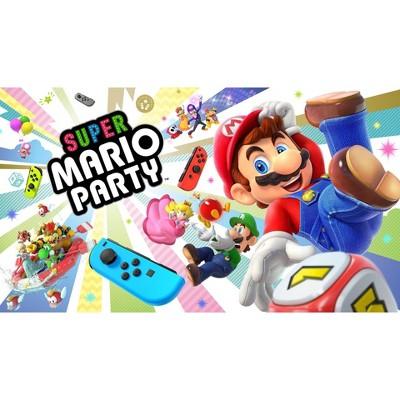 Super Mario Party - Nintendo Switch (Digital)