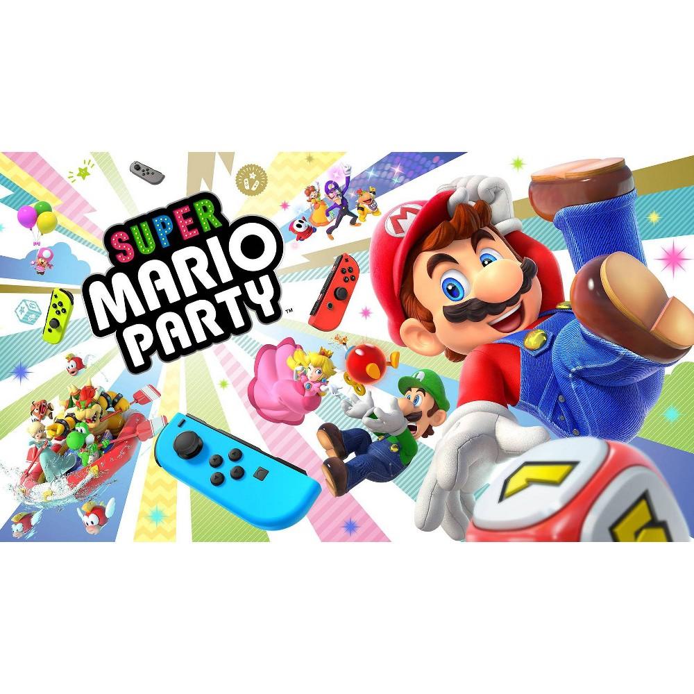 Super Mario Party - Nintendo Switch (Digital) Cheap