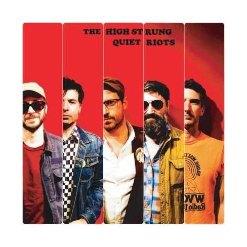 High Strung - Quiet Riots (Vinyl) - image 1 of 1