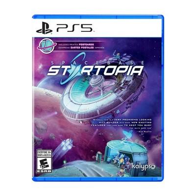 Starbase Startopia - PlayStation 5