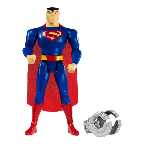 "Justice League Action Steel Power Superman 12"" Figure - image 1 of 7"