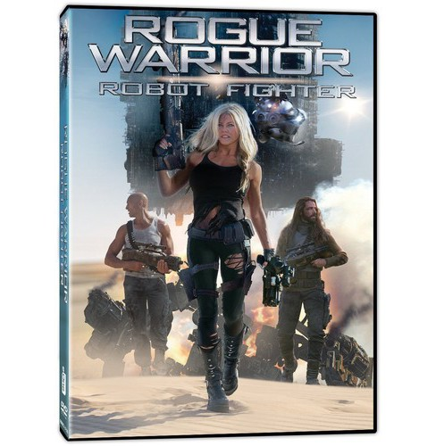 Rogue Warrior:Robot Fighter (DVD) - image 1 of 1