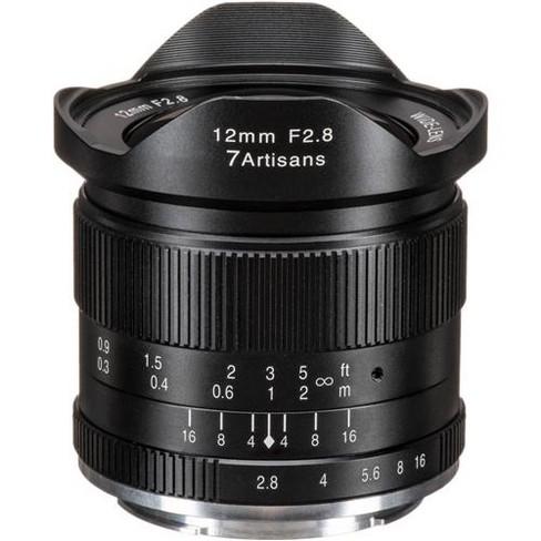7artisans Photoelectric 12mm f/2.8 Lens for Sony E Mount - image 1 of 4