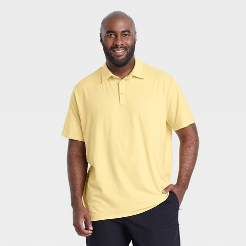 Men's Short Sleeve Polo Shirt - All in Motion™ - image 1 of 4