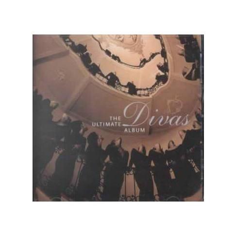 Cecilia Bartoli - Ultimate Divas Album (CD) - image 1 of 1