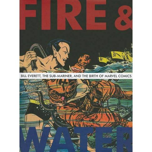 Fire & Water - by  Blake Bell (Hardcover) - image 1 of 1