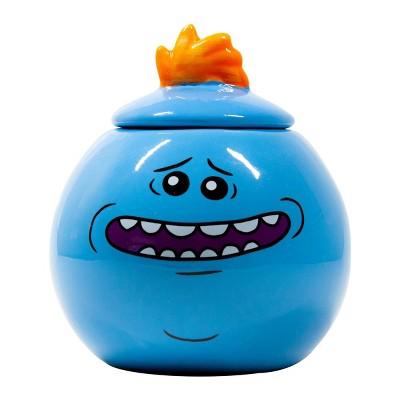 Surreal Entertainment Rick and Morty Collectibles | Rick and Morty Mr. Meeseeks Mini Mug | 1 Tuft