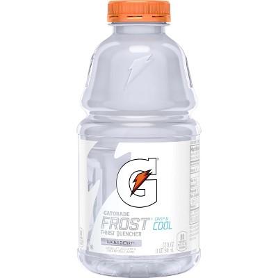 Gatorade Frost Glacier Cherry Sports Drink - 32 fl oz Bottle