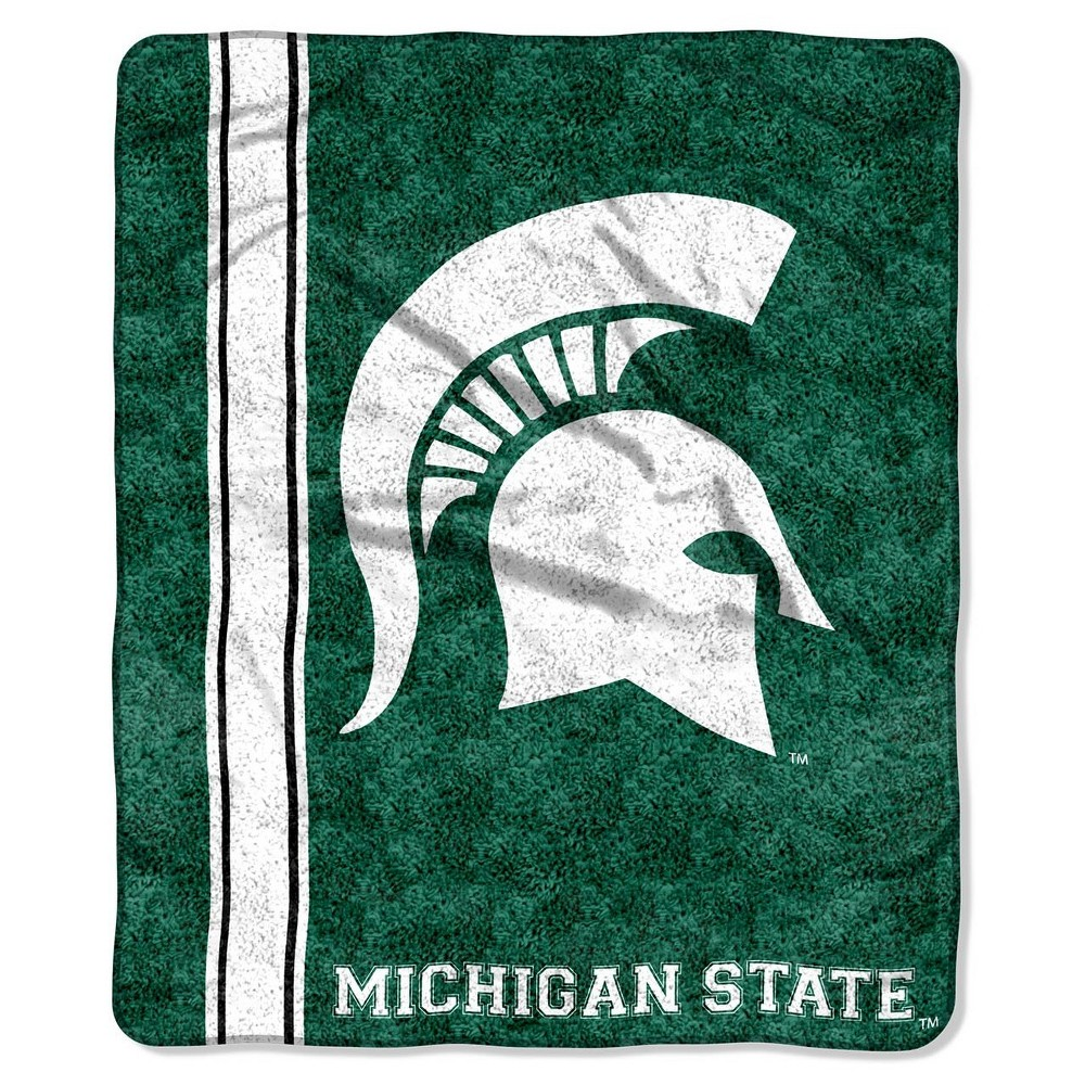 NCAA Sherpa Throw-Michigan State Spartans, Michigan State Spartans