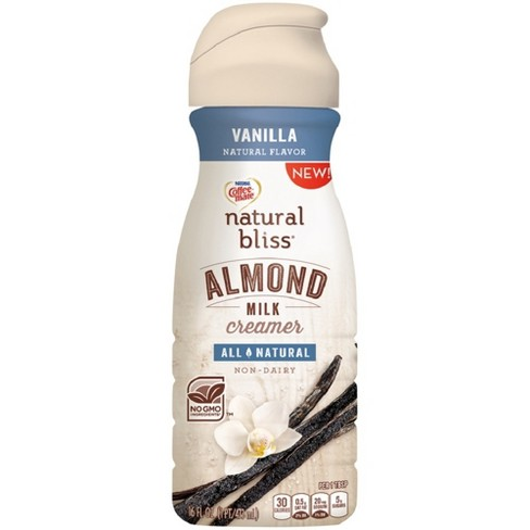 Coffee Mate Natural Bliss Vanilla Almond Milk Coffee Creamer - 16 fl oz - image 1 of 1