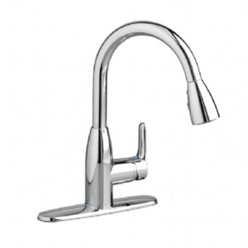 American Standard 4175.300F15 Colony Soft Water Conscious Pullout Kitchen Faucet - image 1 of 4