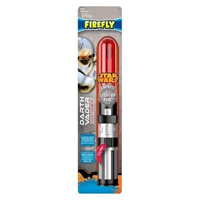 Firefly® Star Wars Light Saber Soft Toothbrush for Kids