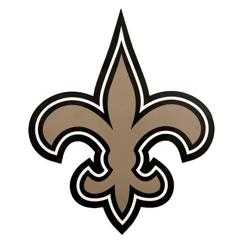 Nfl New Orleans Saints Large Outdoor Logo Decal Target