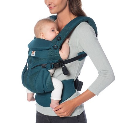 Ergobaby Omni 360 Cool Air Mesh Baby Carrier - Green