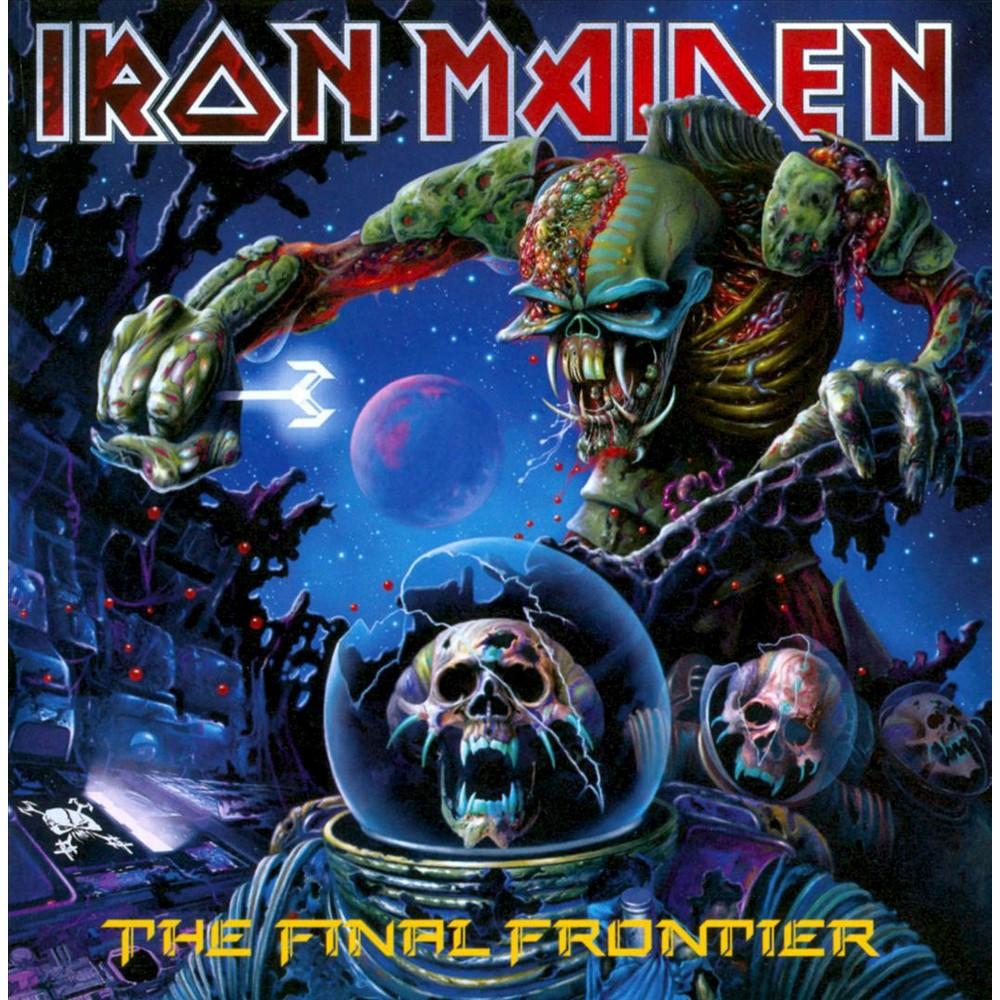 The Final Frontier, Pop Music