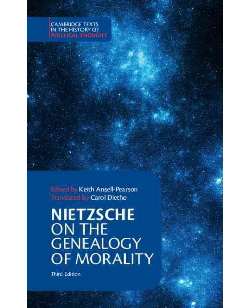 On the Genealogy of Morality and Other Writings (Paperback) (Friedrich Wilhelm Nietzsche) - image 1 of 1