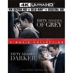 Fifty Shades: 2-Movie Collection (4K/UHD)