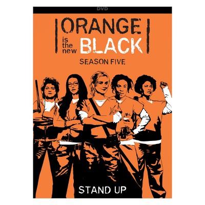 Orange Is The New Black Season 5 (DVD)