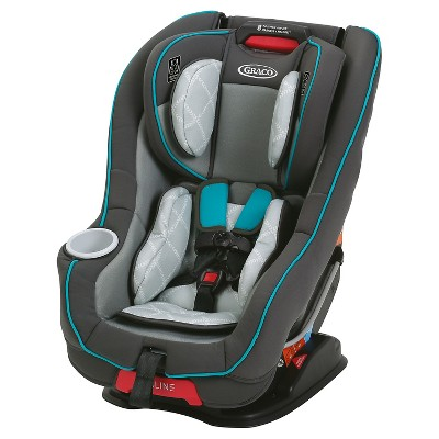 Graco® Size4Me 65 Convertible Car Seat featuring Rapid Remove - Finch