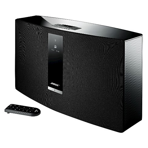 Bose SoundTouch 30 Series III Wireless Music System - Black (738102-1100) - image 1 of 4