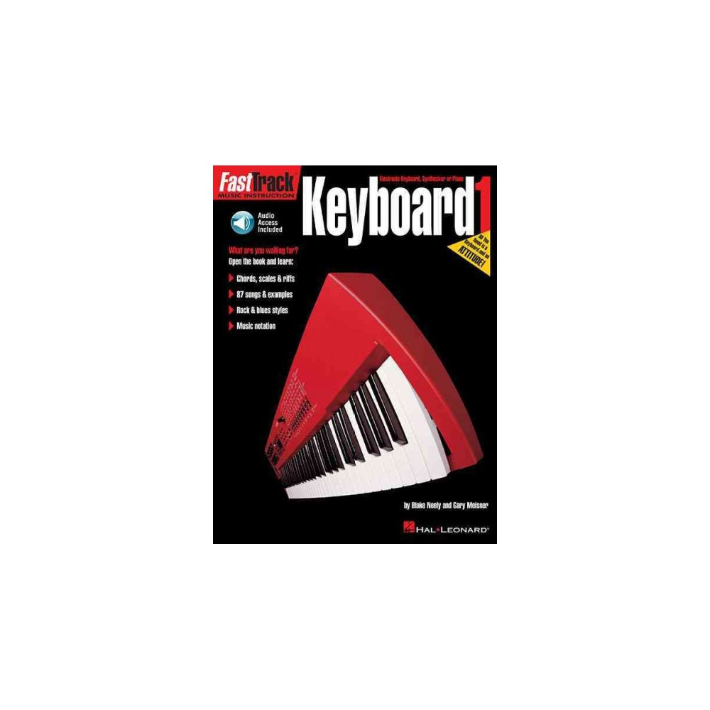 Fasttrack Keyboard Method - Book 1 (Mixed media product)