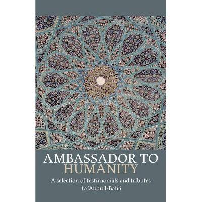 Ambassador to Humanity - (Paperback)