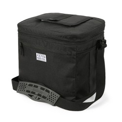 Fulton Bag Co. 24 Can Cooler with Liner - Gray