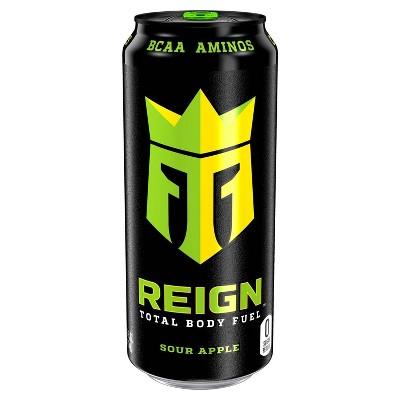 Reign Sour Apple 16 fl oz Can