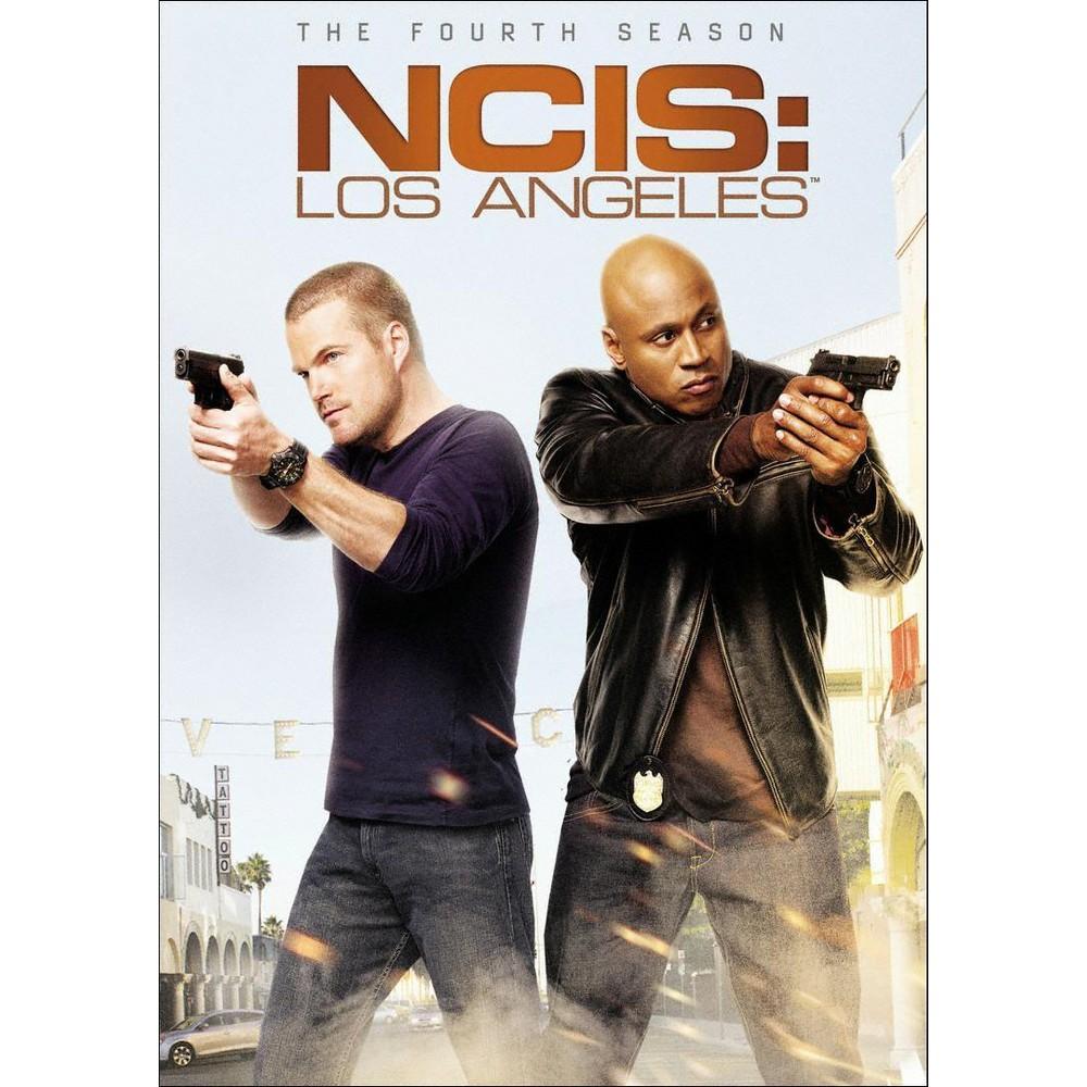 Ncis:Los Angeles Fourth Season (Dvd)