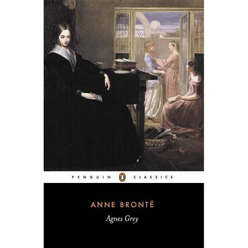 Agnes Grey - (Penguin Classics) by  Anne Bronte (Paperback) - image 1 of 1