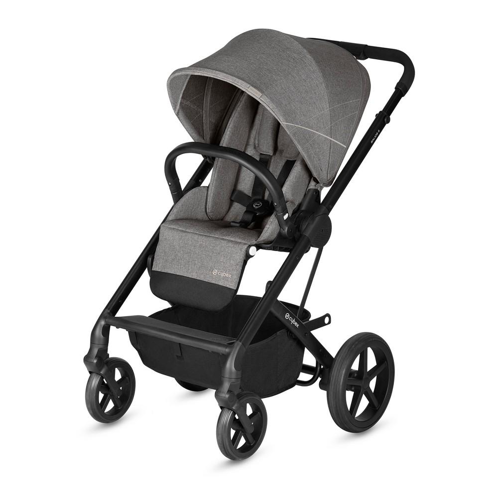 Image of Cybex Balios S Stroller - Manhattan Gray