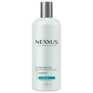 Nexxus Promend Split End Repairing System Silicone Free Shampoo - 33.8 fl oz