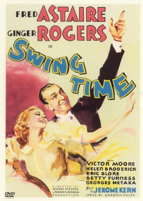 Swing time (DVD) - image 1 of 1