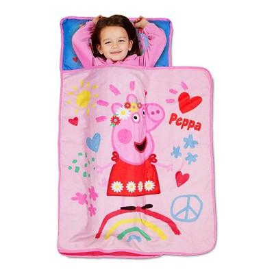 Toddler Peppa Pig Lounge Nap Pad