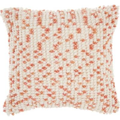 Indoor/Outdoor Dots Throw Pillow - Mina Victory