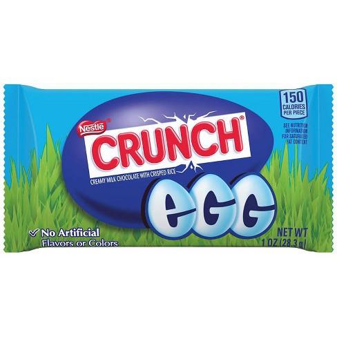 Crunch Easter Flatback Egg - 1oz - image 1 of 1