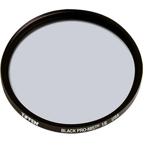 Tiffen 52mm Black Pro Mist #1/8 Special Effects Filter - image 1 of 1