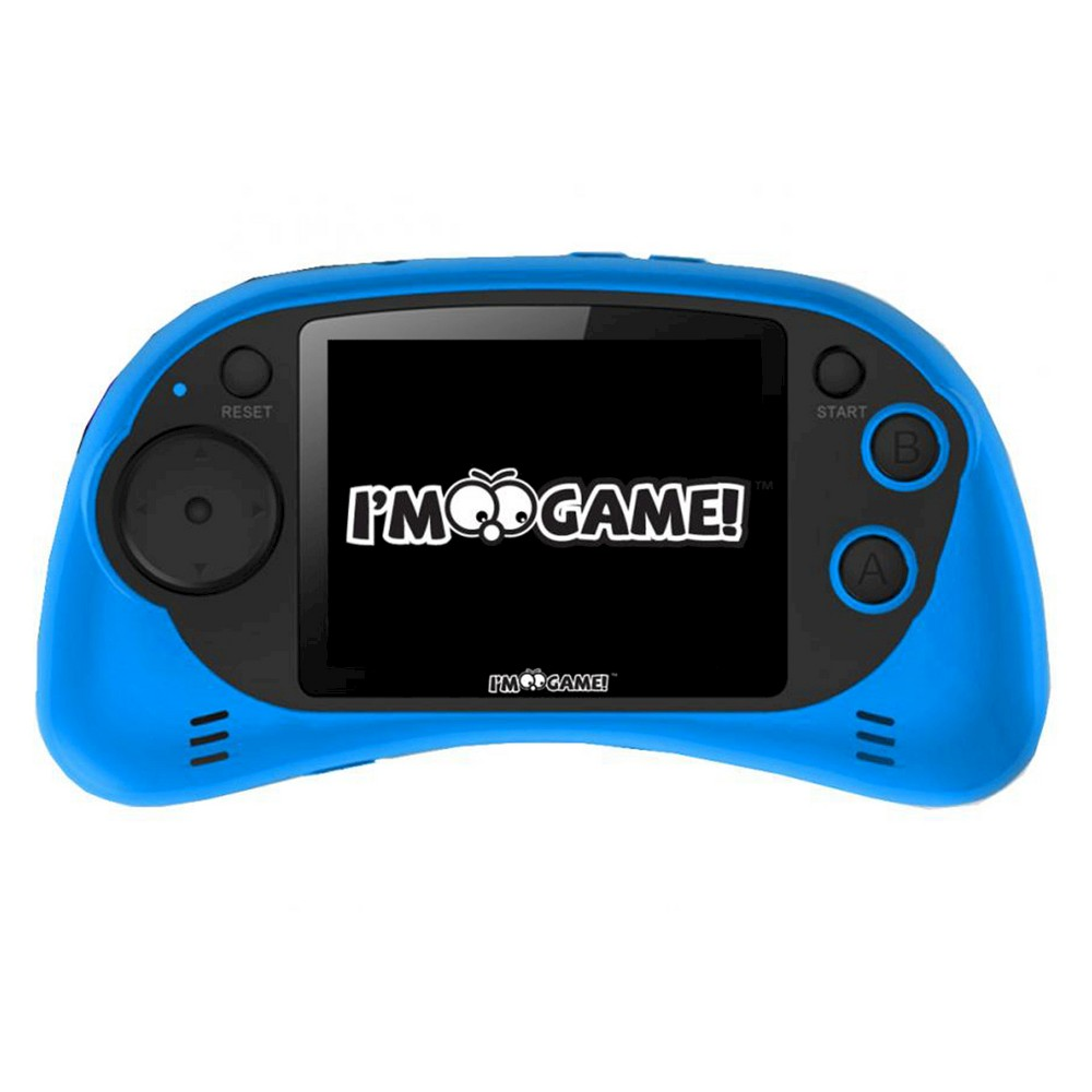 I'm Game GP120 Handheld Game Player - Blue This I'm Game electronic game is perfect for your budding gamer, ages 6 years and up. Color: Blue. Gender: Unisex.