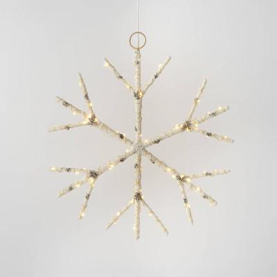 Birch Twig Snowflake 70LT - Wondershop™