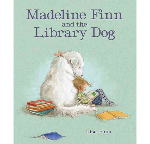 Madeline Finn and the Library Dog (School And Library) (Lisa Papp) - image 1 of 1
