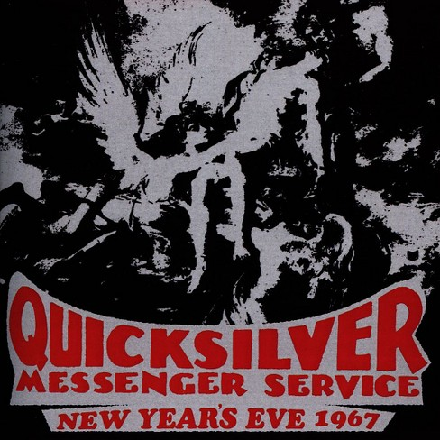 Quicksilver messenge - New year's eve 1967 (CD) - image 1 of 1