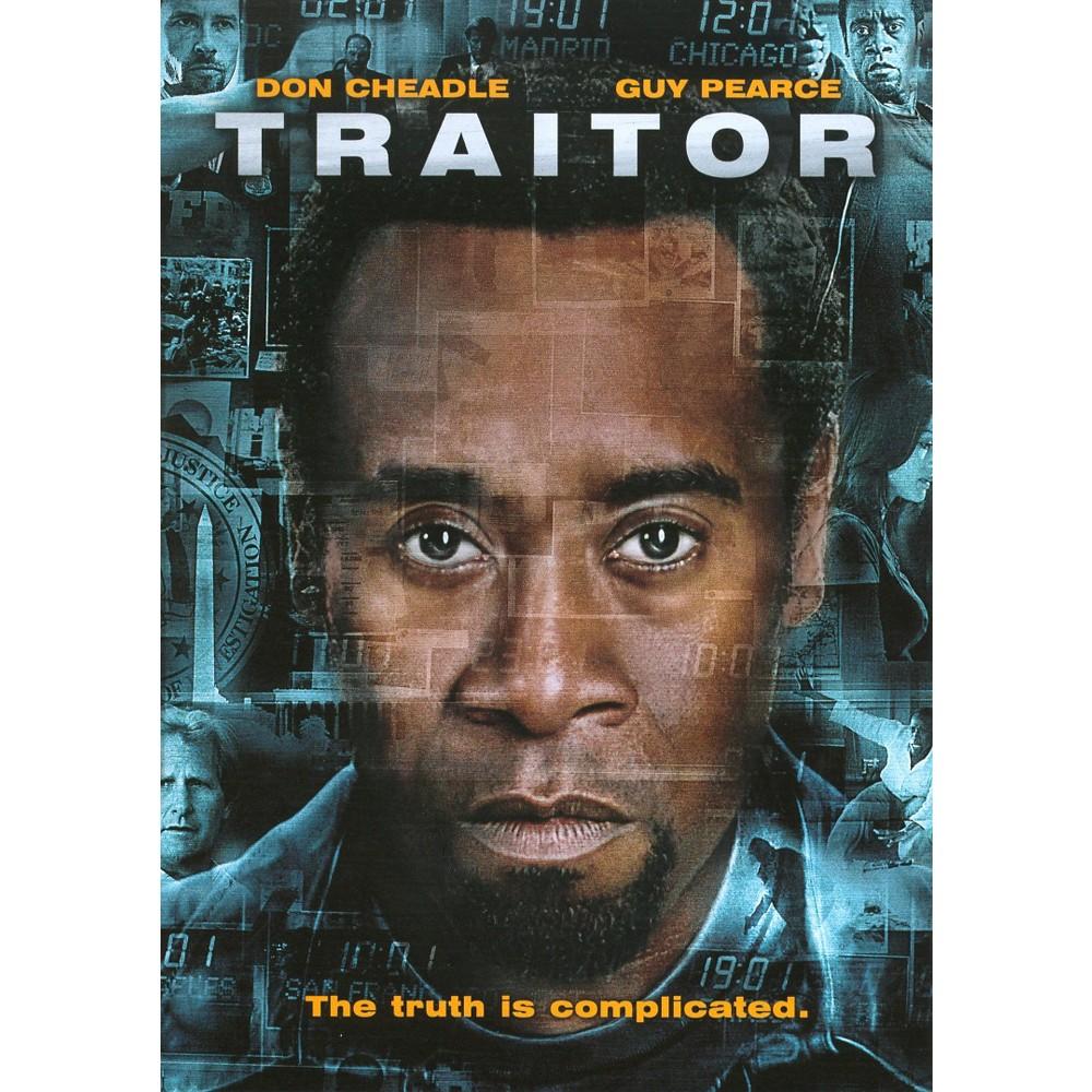 Traitor Dvd