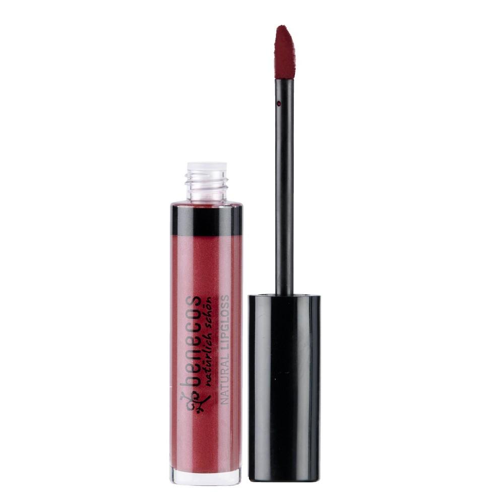 benecos Natural Lip Gloss Brown - 0.16oz, Multi-Colored