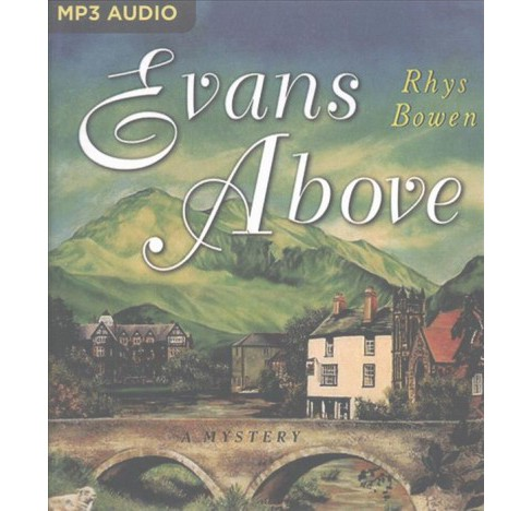 Evans Above (MP3-CD) (Rhys Bowen) - image 1 of 1