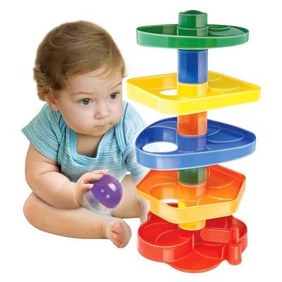Pavlov'z Toyz Colorful Ball Chute