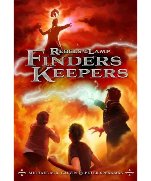 Finders Keepers (Hardcover) (Michael M. B. Galvin & Peter Speakman) - image 1 of 1