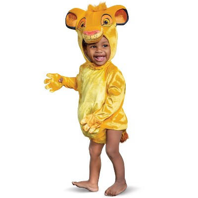 The Lion King Simba Infant Costume