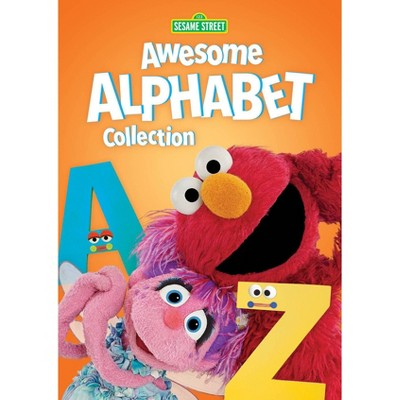 Sesame Street: Awesome Alphabet Collection (DVD)